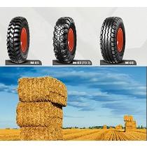 Neumáticos no motrices