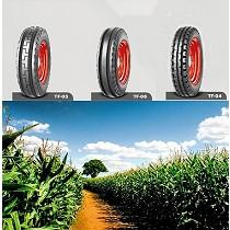 Neumáticos delanteros de tractor
