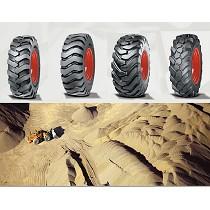 Neumáticos diagonales muevetierras