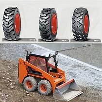 Neumáticos para miniexcavadoras