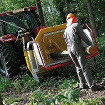 Trituradores de branques