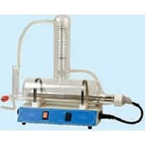 Destiladores de agua