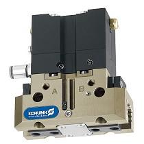 Microválvulas de mantenimiento de presión