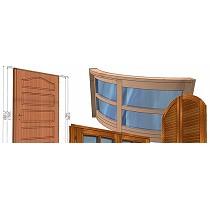 Software para creación de proyectos paramétricos de puertas