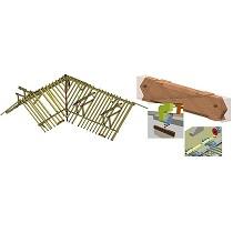 Software para creación de vigas de madera