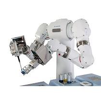 Robot humanoide de doble brazo
