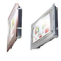 Terminales con pantalla táctil