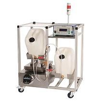 Dosificador gravimétrico para líquidos