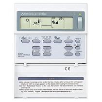 Controles remotos de sistemas de climatización