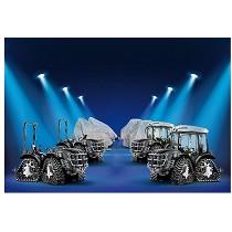 Tractores bicadenas