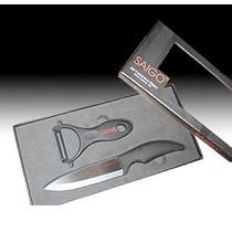 Set de pelador y cuchillo