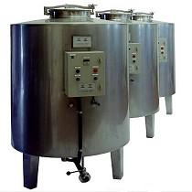 Depósitos de agua caliente