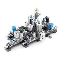 Sistemas modulares en miniatura