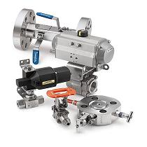 Válvulas y Manifolds para proceso