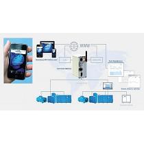 Aplicación para control de la sala de compresores