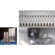Rejillas calibradas electrosoldadas