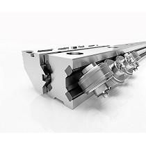 Guías lineales en aluminio