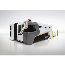 Máquina de corte plano por láser de fibra óptica