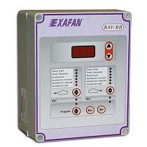 Reguladores de ventilación natural