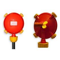 Válvulas de nivel constante sin tubo