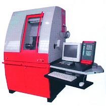 Torno CNC de alta precisión