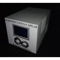 Equipos de radiofrecuencia capilar