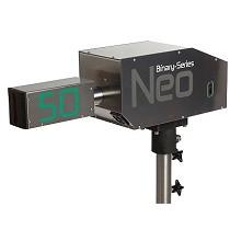 Impresora inkjet de 50 mm para superficies porosas