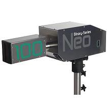 Impresora inkjet de 100 mm para superficies porosas
