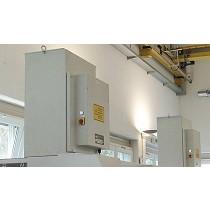 Sistemas de aspiración electrostática