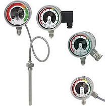 Monitores de densidad de gas