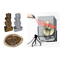 Escáner 3D láser