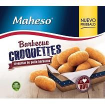 Croquetas de pollo barbacoa