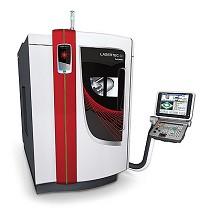 Máquina de mecanizado láser CNC
