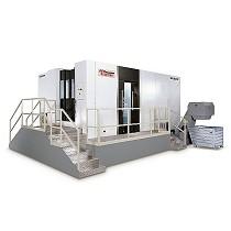 Centros de mecanizado horizontal