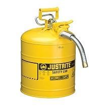 Recipientes de seguridad para líquidos inflamables