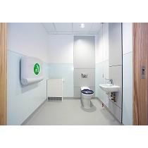 Revestimientos de paredes de higiene