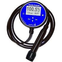 Medidor de oxígeno portátil