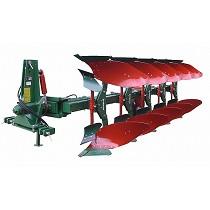 Arados reversibles con puntera