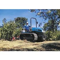 Tractores de orugas