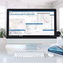 Software de CAD para la instalación eléctrica de baja tensión
