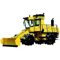 Compactadores de tierras pesados