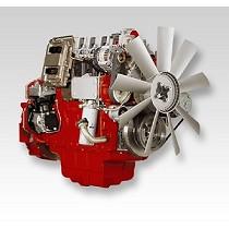 Motores para aplicaciones agrícolas