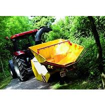 Trituradoras para ramas y restos verdes a toma de fuerza de tractor