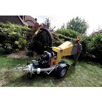Trituradoras para ramas con motor aut�nomo