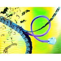 Tubo de energía abrible