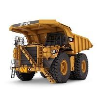 Dúmpers para minería