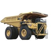 Dúmpers para mineria