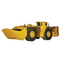 Palas cargadoras de minería subterráneas