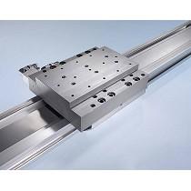 Sistemas lineales de aluminio