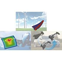 Software de simulación para la fabricación de materiales compuestos